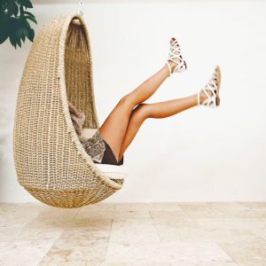 Nest Suspended Chair - Coloniale Twisted