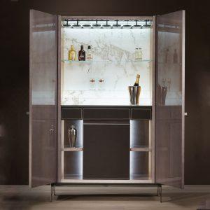 Him - Luxury Bar Cabinet - Bellavista