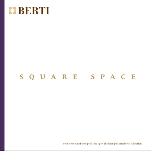 Berti Square Space Catalog