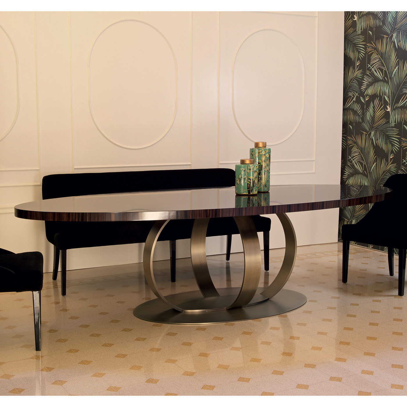 Andrew Dining Table Passerini Selections Passerini
